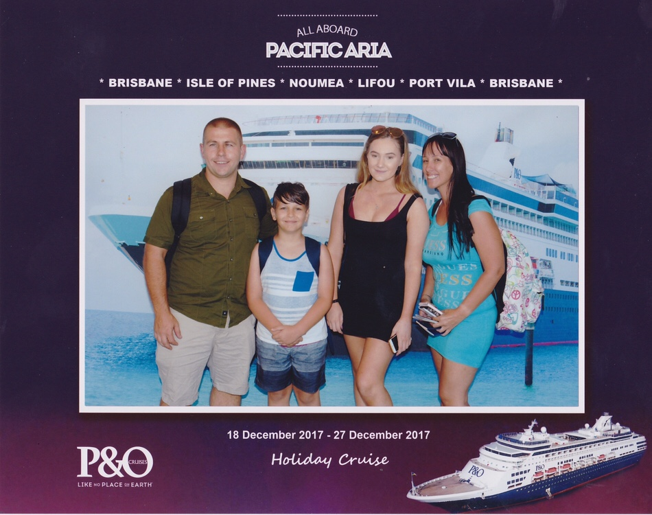 PnO embarkation day