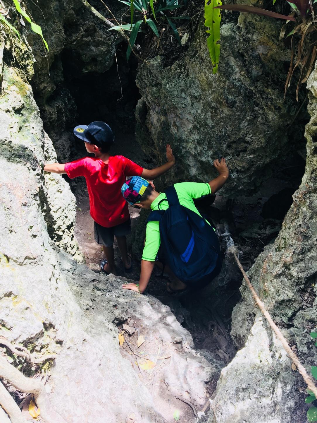 Lifou cave